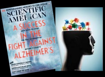 SCIENTIFIC AMERICAN COLLAGE